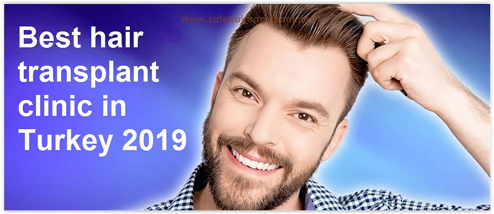 Best hair transplant clinic in Turkey