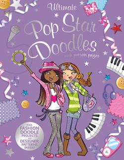 Pop Star Doodles