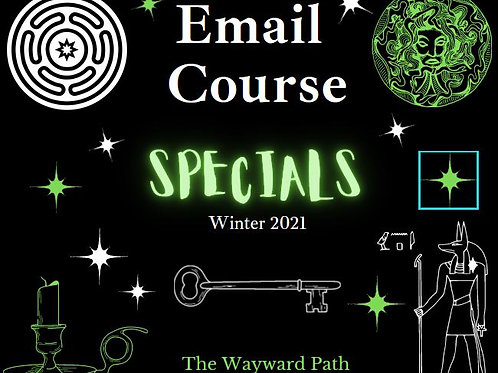 Email Course Combo $100 Per Course for Multiple Courses