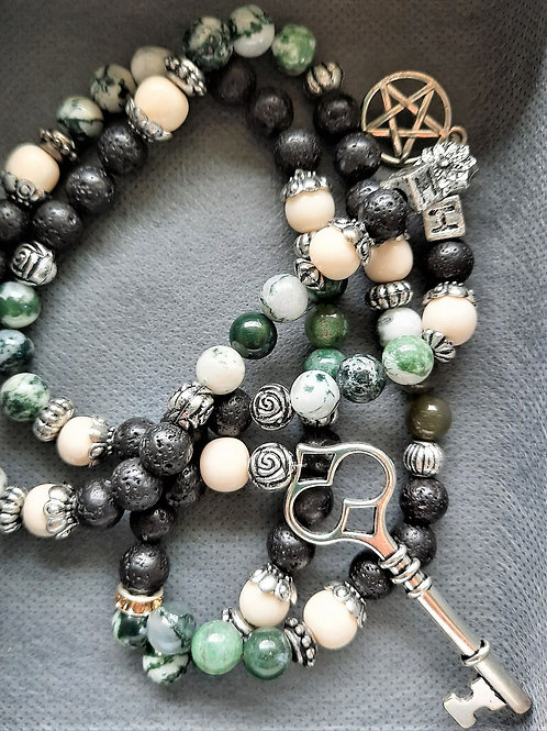 Witch Beads By The Wayward Path - Custom Order
