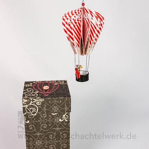 "Heißluftballon ""Fanfare"""