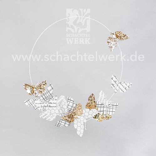 "Dekoring ""Baumweißling"""