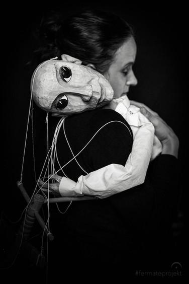 KERSTIN, Puppenspielerin