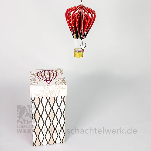 """Heißluftballon """"Storchennest"""""""