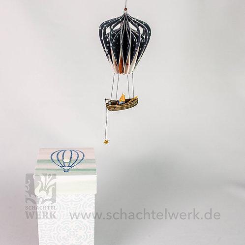 """Heißluftballon """"Luftschiff"""""""