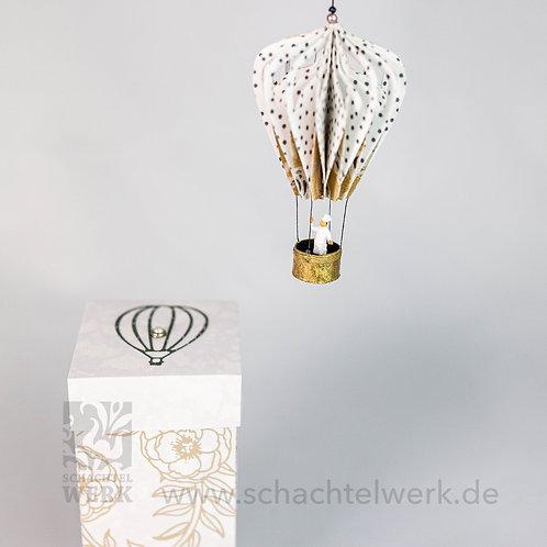 "Heißluftballon ""Sternekoch"""