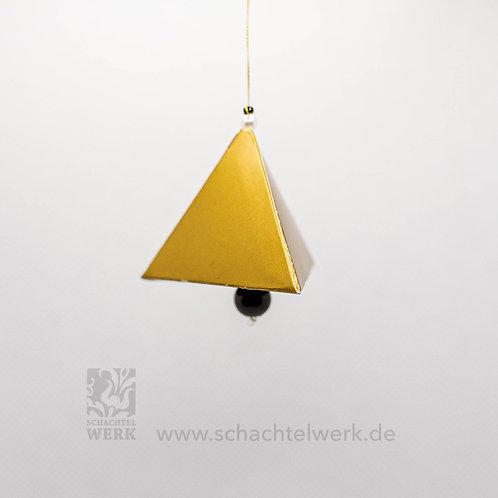 Tetraeder gold