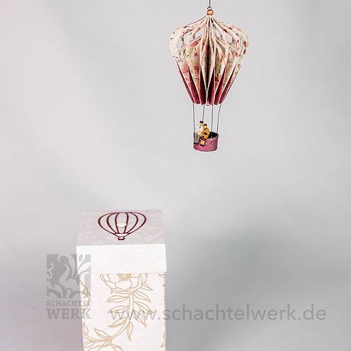 "Heißluftballon ""Langes Glück"""