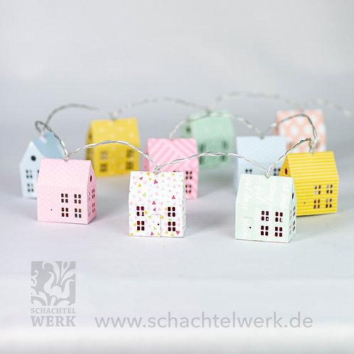 """Lichterkette """"Pastellweg"""""""