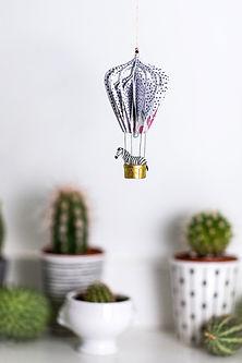 Heißluftballon _Schachtelwerk