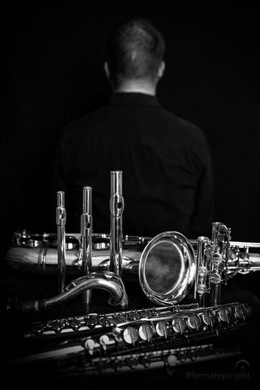 JÖRG, Saxophonist & Flötist