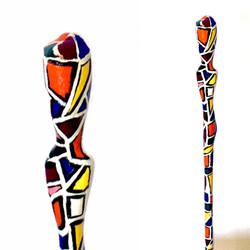 sculpture.arlequin