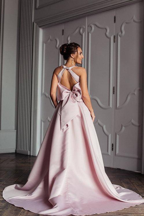Платье на выпускной Риана rose