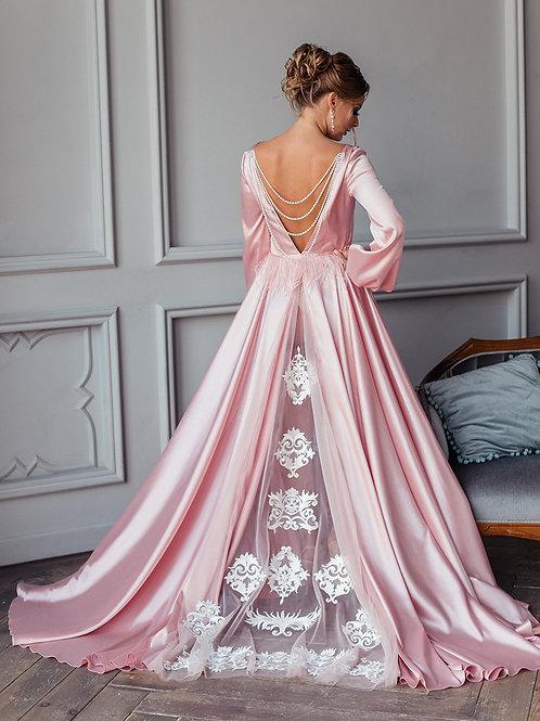 Будуарное платье Ева