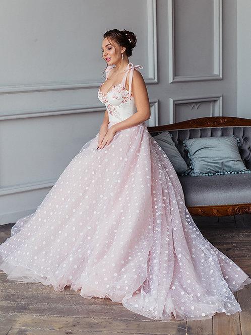 Свадебное платье Зефира
