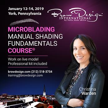 Microblading Certification Pennsylvania