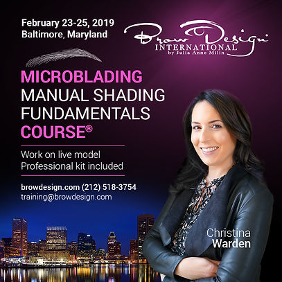 Microblading Classes in Baltimore, Maryland