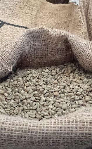 Arabica Green Bean