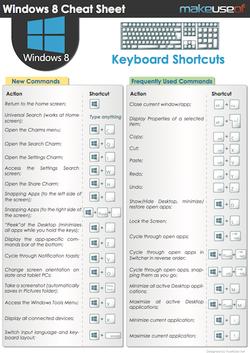 Windows 8 Cheats