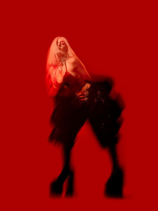 Commissioned | Jalouse China | Ava Max