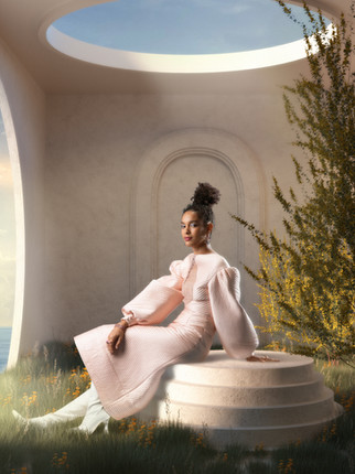 Commissioned | Town & Country | Fashion's New Narnia