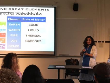 Ayurveda Lifestyle: A 6-week experiential workshop at Stanford University