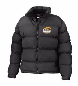 Puffer Jacket with hood & Polar Fleece Lining