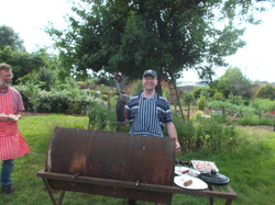 Master Chef Dave!!
