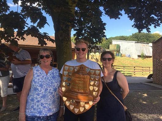 Burghill Winners