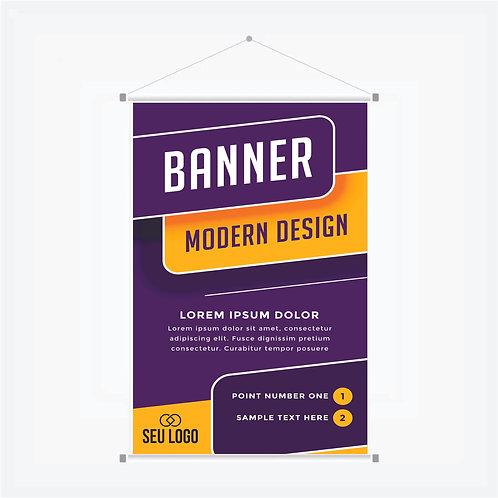 Banner em Lona