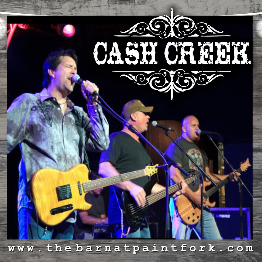 Cash Creek opens for Jamie O'Neal