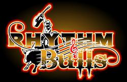 Rhythm and Bulls logo concept