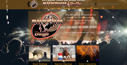 Rhythm and Bulls website