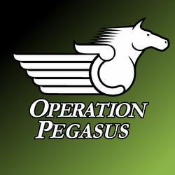 Operation Pegasus logo