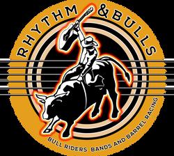 Branding logo for event venue.