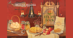 Family recipes website
