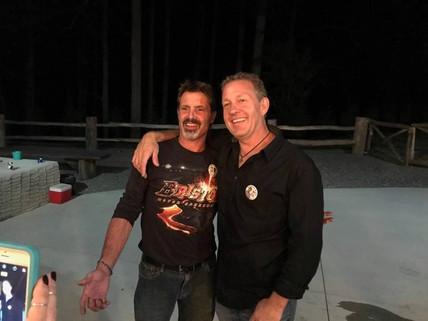 Keith and Greg