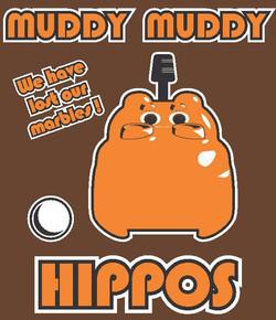 Muddy, Muddy Hippos (front)