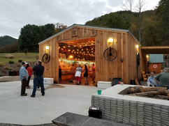 """""""The Barn at Paint Fork"""" Saturday Night, October 7th, 2017"""