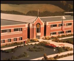 Madison Middle School - Final model - 1988