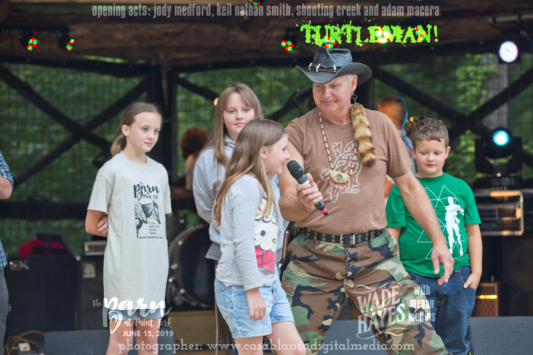 Turtleman from Animal Planet