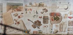 Environment 1 - presentation boards - 1990