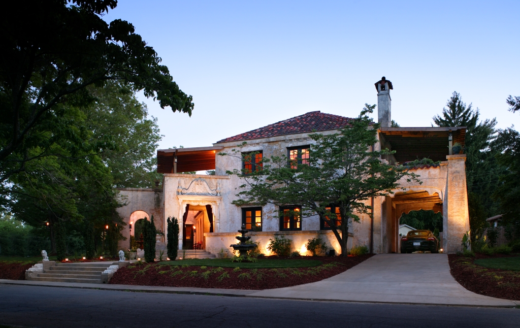 James Madison Chiles Villa