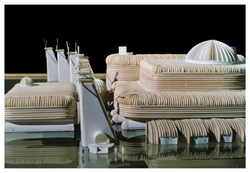 Environment 1 - paper model - 1990 (w Darren Vickery)