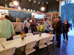 """Saturday Night event at """"The Barn at Paint Fork."""""""