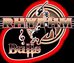 Rhythm and Bulls logo conceptm-and-Bulls-logo-concept-010-versio