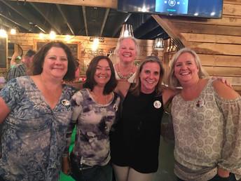 Tonia, Tanya, Lori and Michelle
