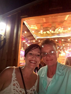 Sharon and Rhonda