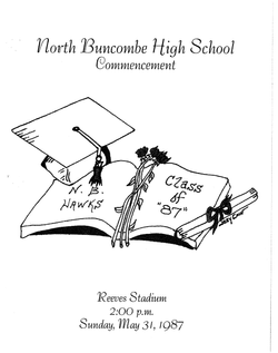 NBHS Class of 87 Comm. Program (p1)
