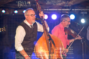 First Annual Paint Fork Bluegrass Festival at The Barn